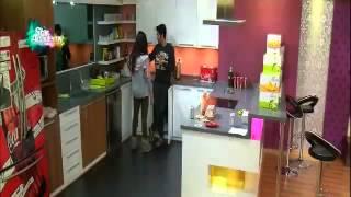 سهرة طلاب في مطبخ  ستار اكاديمي 10 الجزء الاول