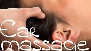 [音フェチ]耳のマッサージ[ASMR]Binaural ear massage
