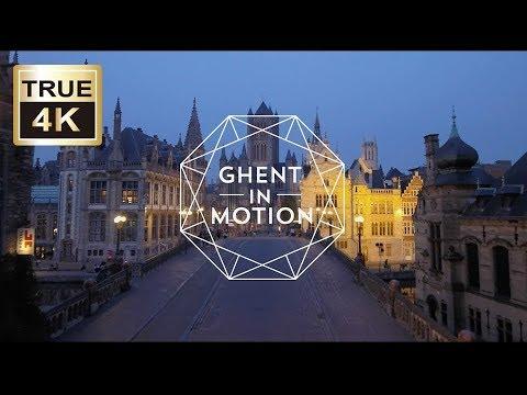 Xxx Mp4 Ghent In Motion 2018 Hidden Pearl Of Flanders Belgium 4539 4K AERIAL DRONE MOVIE 3gp Sex