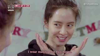 Song Ji Hyo Gong Myung 송지효의 뷰티뷰 Mini Drama ep 4