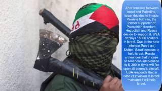 Iran vs Israel war Simulation
