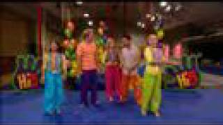 Hi-5 Travelling circus Dvd Intro