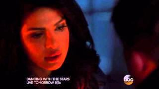 Priyanka Chopra Kiss scene in QUANTICO Epsd.17