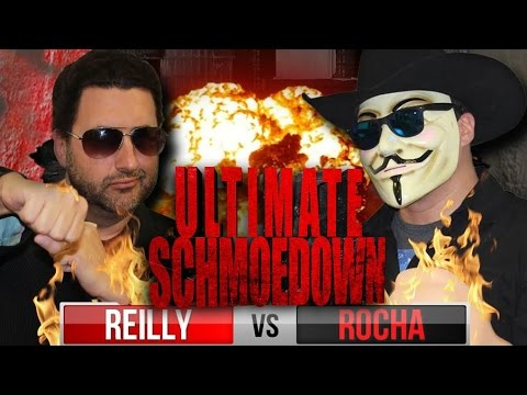 Movie Trivia Schmoedown Tournament Semi-Final - Mark Reilly Vs John Rocha