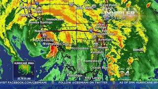 3PM UPDATE: Hurricane Irma Moves Through Broward, Dade County