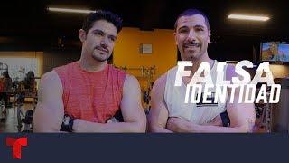 Falsa Identidad | En el GYM, Uriel Del Toro  y Pepe Gámez: Tips para mantenerte en forma | Telemundo