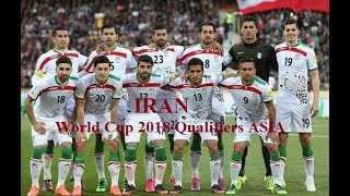 Iran● Road to Russia ● All 35 goals in World Cup 2018 Qualifiers ASIA
