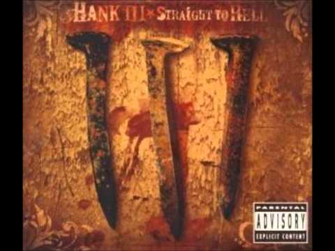 Hank III Pills I Took