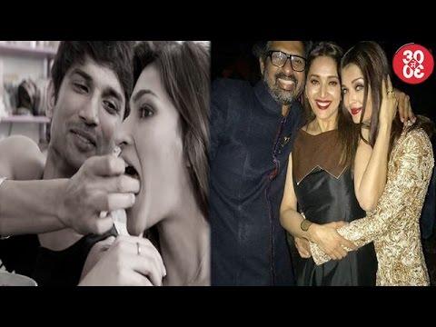 Sushant Took Special Care Of Kriti On Raabta Set | Aishwarya Or Madhuri To Host KBC