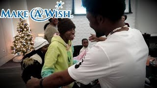 Make-A-Wish X CoryxKenshin