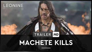 Machete Kills - Trailer (deutsch/german)