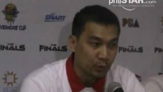 philstar.com video: Ato Agustin on Chot Reyes