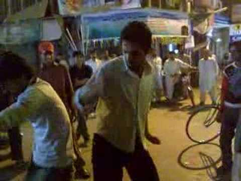F 7 3 College Islamabad guys Dancing