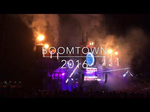 Boomtown Fair 2016 Mini Edit