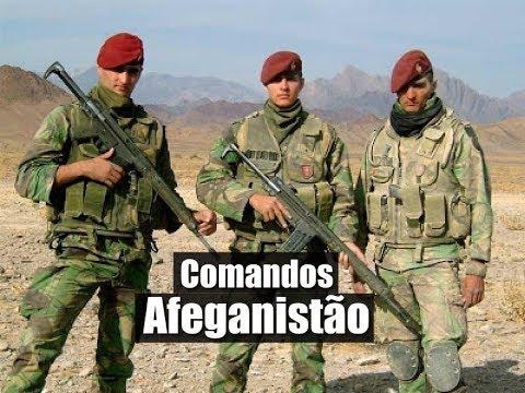 Comandos Portugueses Afeganistão