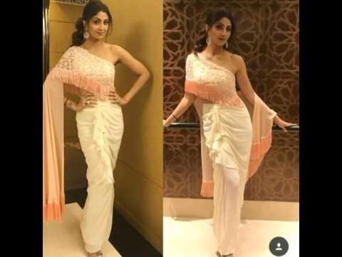 Xxx Mp4 10 Saree Looks By Shilpa Shetty Gorgeous Beautiful Stunning Indian Wear Bollywood Dairies 3gp Sex