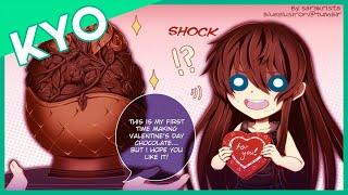 Saeran Is A Chocolate Making Master (Hilarious Mystic Messenger Comic Dub)