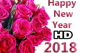Happy New Year In Advance 2018. Your friends and family 👪.What's app status.B. Nayak presentations,