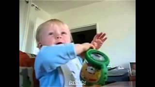 اطفال مضحكة - اطفال كوميديا - رقص جديد لاطفال
