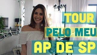 Tour pelo meu AP de São Paulo | Camila Karam