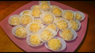 حلوى الجزر بذون فرن سهلة التحضير في ثلات دقائق/حلويات العيد