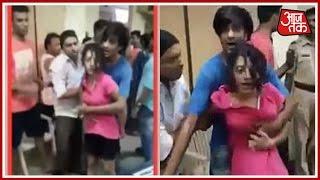 Mumbai Metro: Drunk Woman Slaps cop In Mumbai Police Station