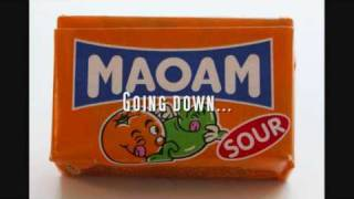 Dirty sexy Maoam candy getting it on (feat. Gunther Ding Dong Song!)