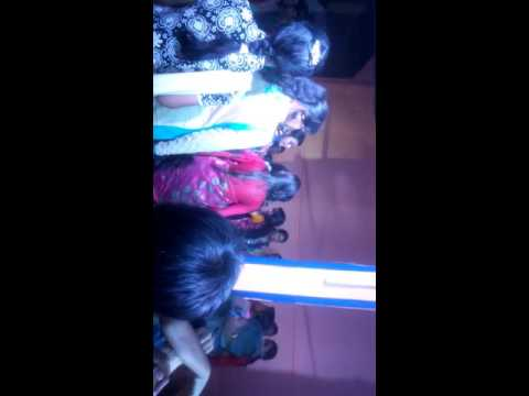 Durgapuja 2015 women's dance