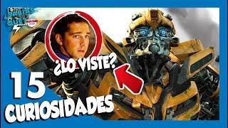 15 Curiosidades de Transformers: El último caballero - ¿Sabías qué..? #77 | Popcorn News