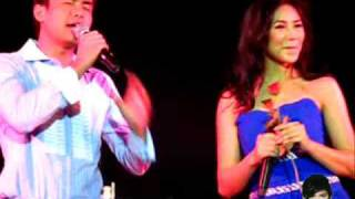 Kailan - Sarah Geronimo & Christian Bautista duet - The Next One (TNO) Davao concert (20Sep09)