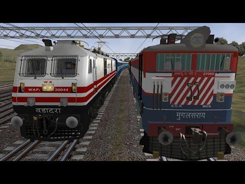 MSTS IR Indian Railways (XX) By Vaibhav Wakharkar