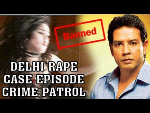 Delhi Gang Rape EXCLUSIVE CRIME PATROL EPISODE BANNED 11th January 2013 - MUST WATCH !!!