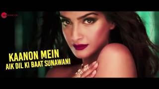 Tareefan Lyrics Video | Veere Di Wedding | Badshah Feat. Kareena Kapoor Sonam Kapoor,