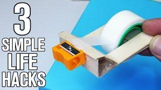 3 Simple Life Hacks for Sharpener