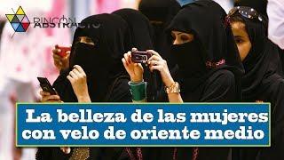 9 imágenes que muestran la belleza de las mujeres con velo de Medio Oriente
