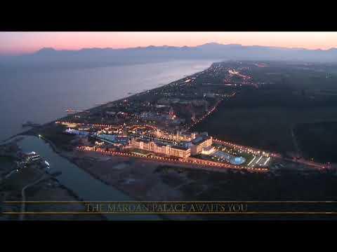 Hotel Mardan Palace video by Yigal Pesahov