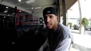 Chris Rednose Laws 2-0 2KO -EsNews Boxing