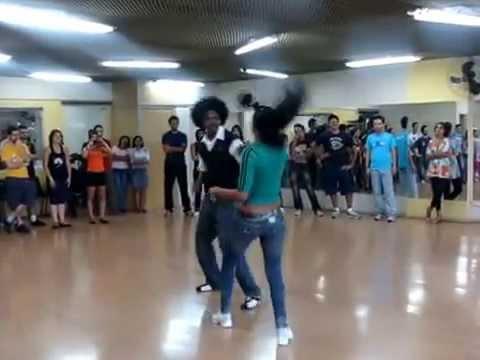 Dança Samba Rock