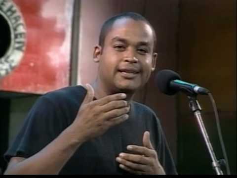 Ramon Mustelier Humorista Joven Cubano
