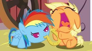 MLP Baby Comic Dub -- The Iron Pony (Comedy)