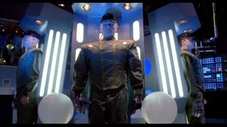 CYBORG COP II (1994, clip) David Bradley