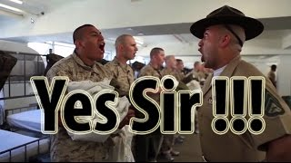 Yes Sir!!! Recruit training HD - Vendoo.it