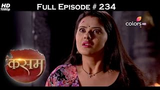 Kasam - 26th January 2017 - कसम - Full Episode (HD)