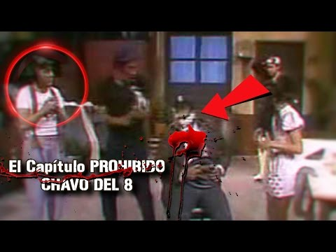 Xxx Mp4 El Capítulo PROHIBIDO Del CHAVO DEL 8 Episodio Censurado 3gp Sex