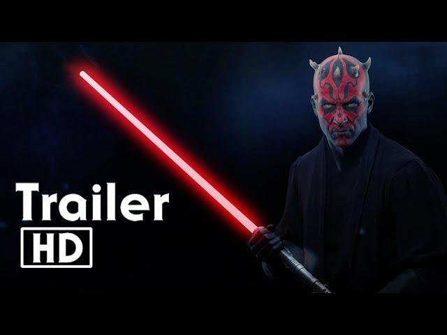 Star Wars: The Phantom Menace - Modern Trailer