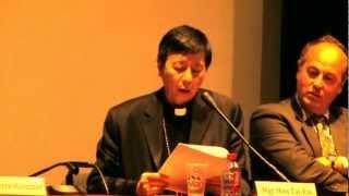 Mgr Hon Tai-Fai : Chine : la permanence de la foi au travers des persécutions