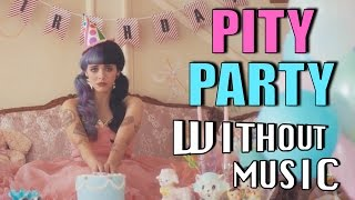PITY PARTY - Melanie Martinez (House of Halo #WITHOUTMUSIC parody)