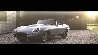 Jaguar EType Zero  - electric E-Type