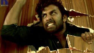 Devil Enters Into Sunny Wayne's Body - Naga Bhairavi Horror Movie Scenes