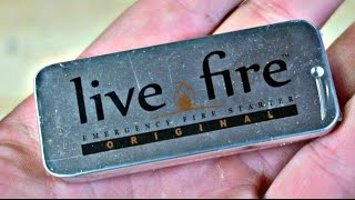 """Live Fire Starter"" put to the TEST"